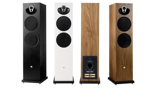 linn majik speakers tower speakers rococo systems. Black Bedroom Furniture Sets. Home Design Ideas