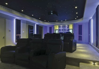 Home Cinema Design and Installation