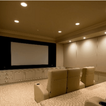 Home Cinema Installation in Essex Unique to You and your Family Home
