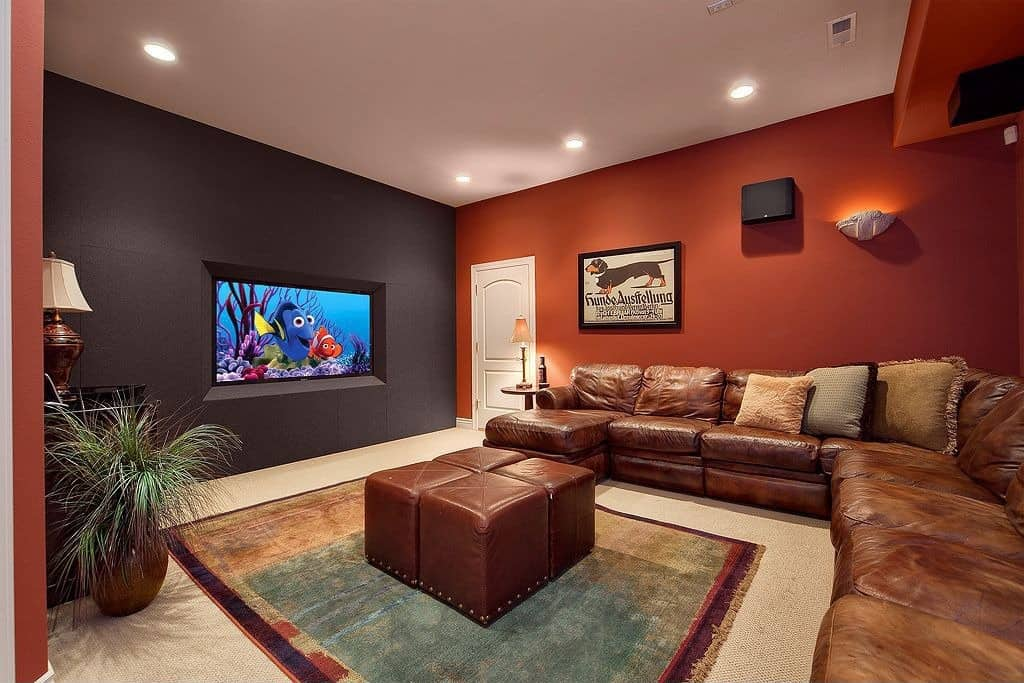 Our home cinema installation in London will make dreams a reality!