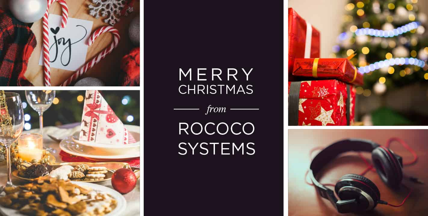 Merry Christmas from Rococo Systems!