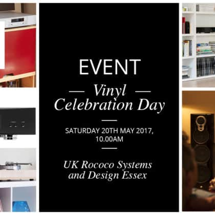 Join Rococo Sytems for Vinyl Celebration Day