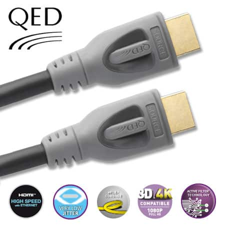 qed perfomance actice hdmi