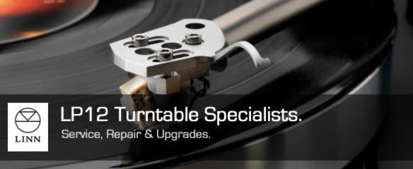 Linn Sondek LP12 Service, Repairs & Upgrades @ Rococo Systems