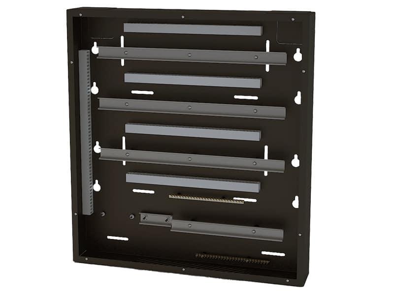 LCP |Lutron Homeworks QS Cabinet