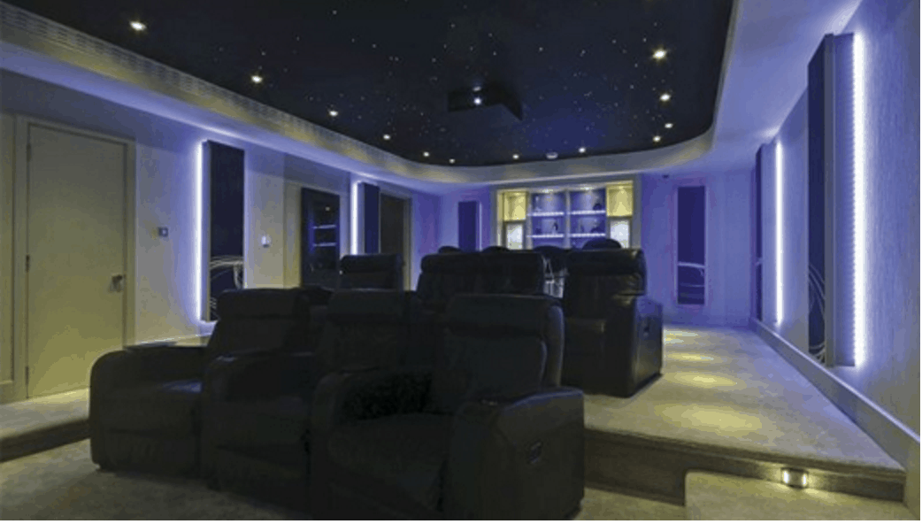 Essex Home Cinema Design and Installation Experts