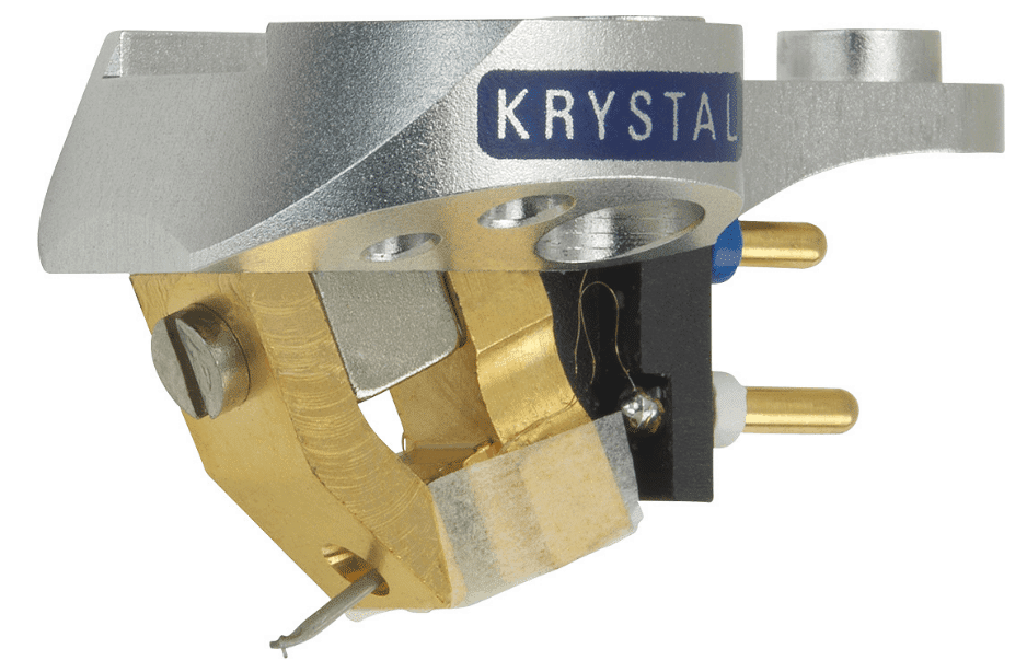 Enjoy Crystal-Clear Sound Quality with Linn Krystal Cartridges