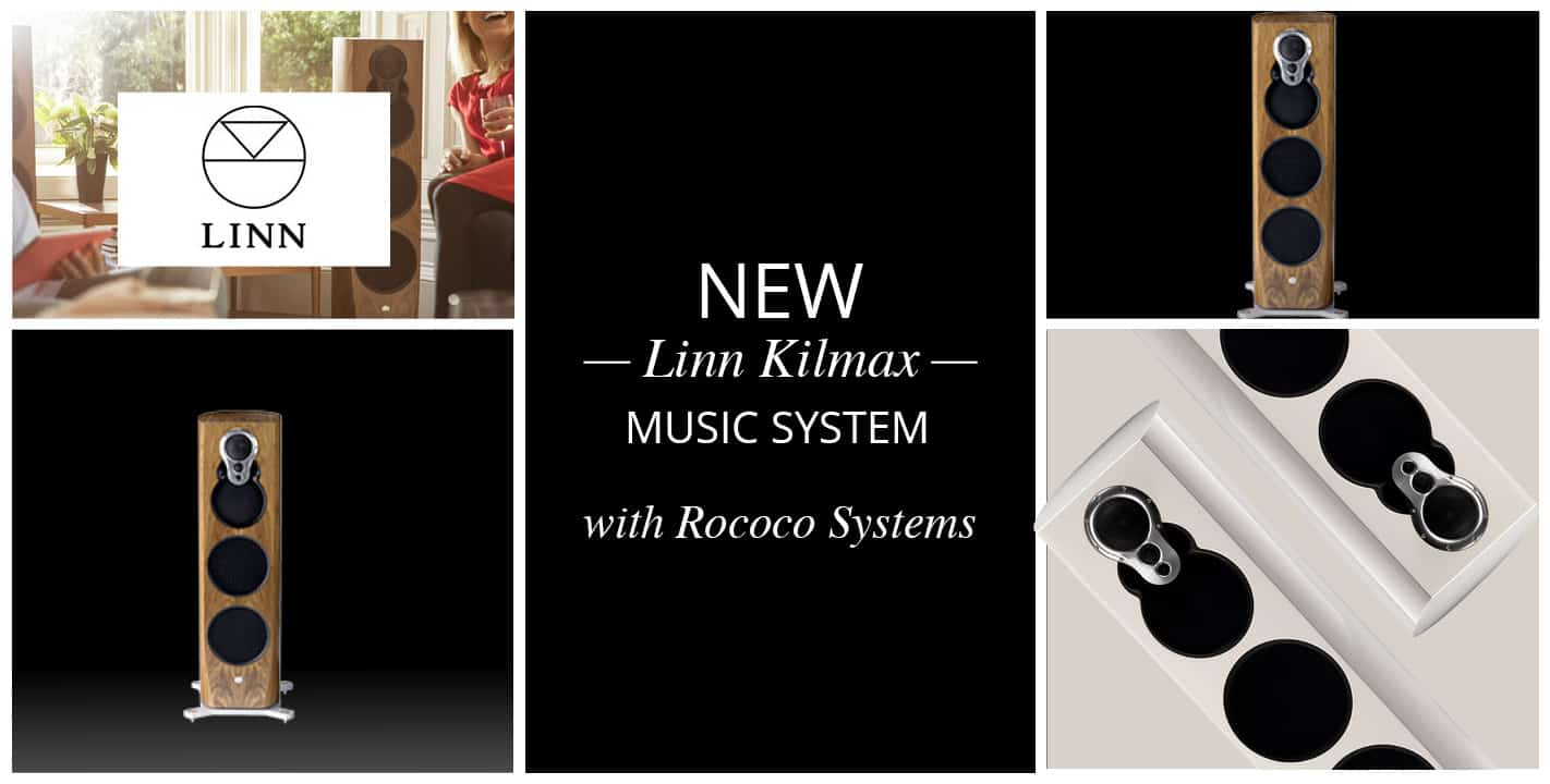 New Linn Klimax Music System