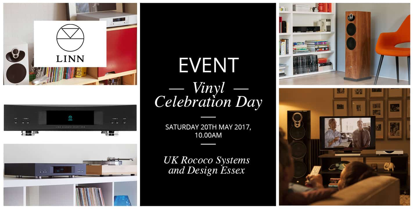 Join Rococo Systems for Vinyl Celebration Day