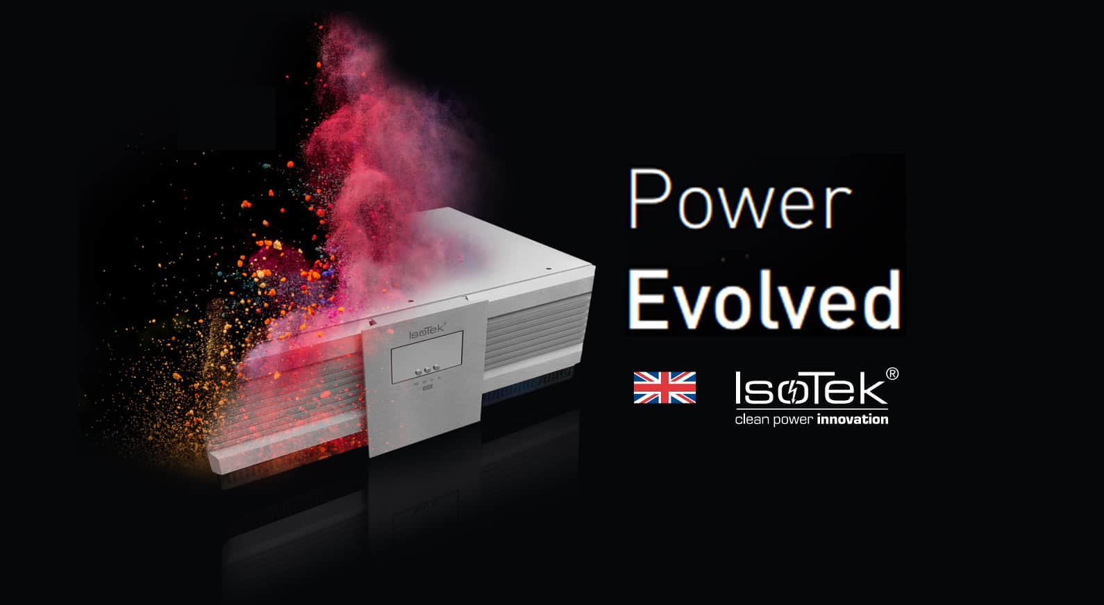 Experience Sound as never before with IsoTek Power Filters
