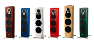 Klimax 350 Speakers - colour range
