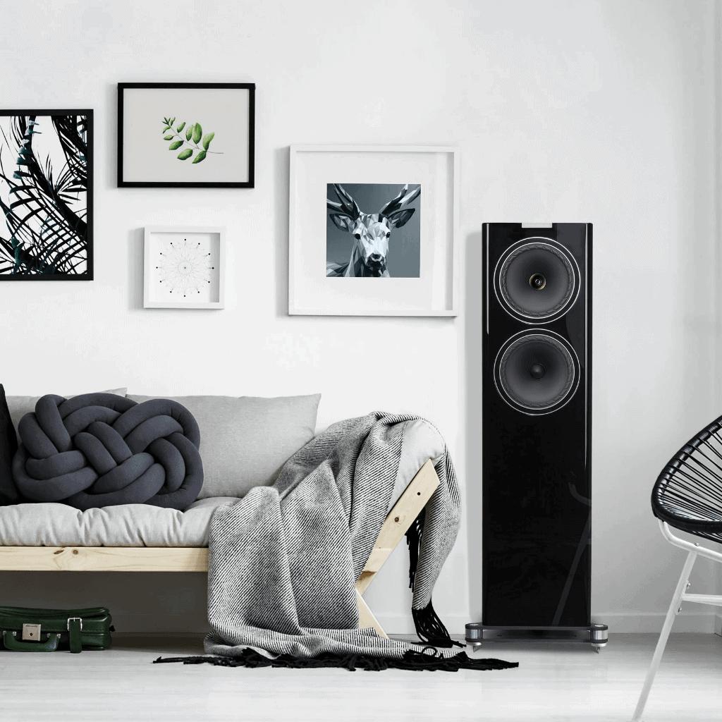 F700 Series Floorstanding Loudspeaker